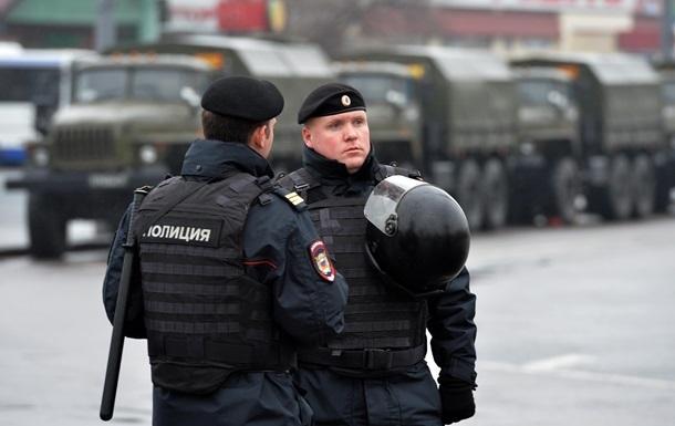 Перестрелка в Москве
