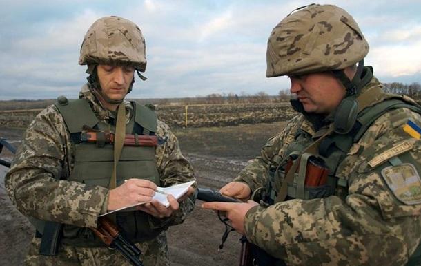 ВСУ заявили об уменьшении обстрелов в Донбассе