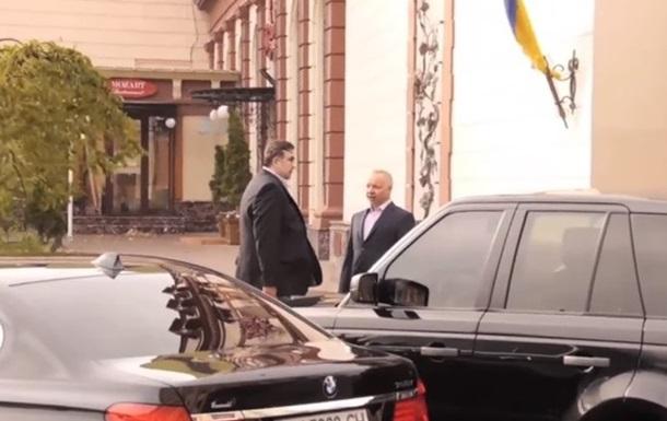 Саакашвили встречался с российским олигархом, заявили в МВД