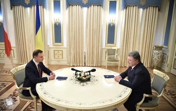 Поляки дадут Украине в кредит миллиард евро