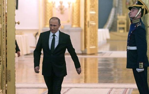 Ученые заметили у Путина  походку стрелка