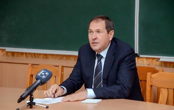 Мэр Кировограда отказался от зарплаты