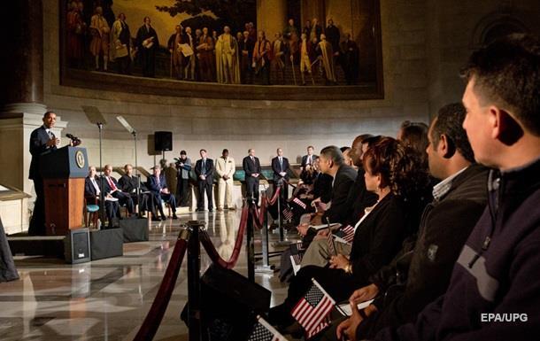 Обама выступил в защиту иммиграции в США