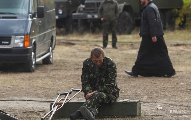 Украинец пожертвовал миллион для бойцов АТО