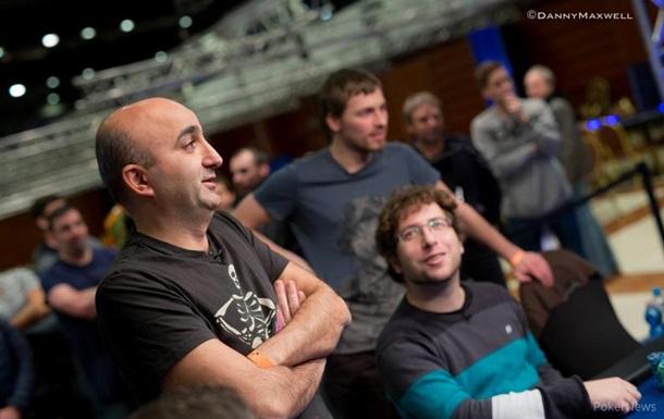 Фаворитом финального стола в Праге стал азербайджанец Амиров