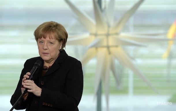 Меркель: Отменить санкции против РФ пока нельзя