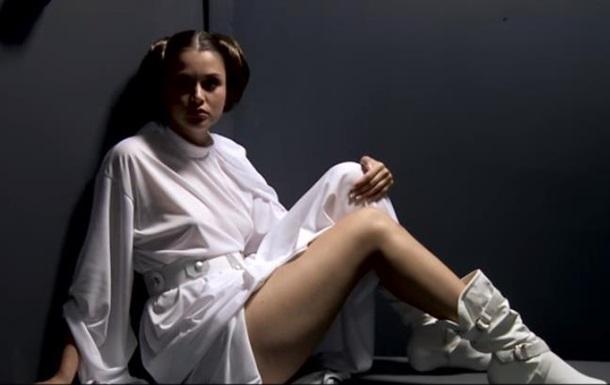 Эротическая пародия на Звездные войны снова стала популярна в США