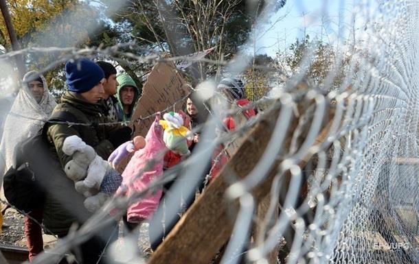 Поток мигрантов в Европу идет на убыль