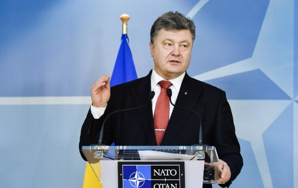 Порошенко: Путин подтвердил ввод войск на Донбасс