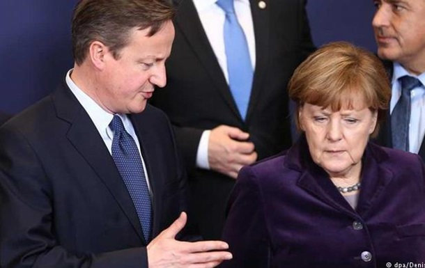 Меркель: Компромисс с Великобританией возможен