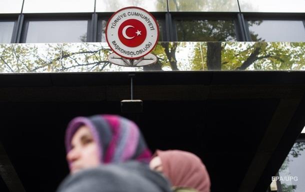 В Греции произошло нападение на турецкое консульство