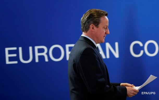 Кэмерон надеется на более выгодные условия членства в ЕС