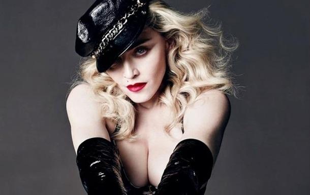 Мадонна опровергла слухи об избиении Шоном Пенном