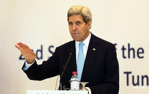 Перемирие в Сирии может наступить в январе - Керри
