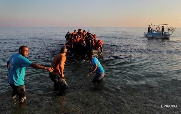 У побережья Турции затонула лодка с мигрантами