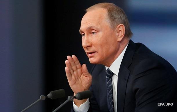 Путин о турецких властях: Ничто не вечно