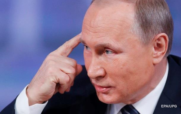 Путин назвал трагикомедией ссору Авакова и Саакашвили