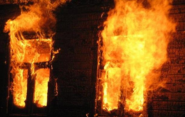 Пожар в России унес жизни троих детей