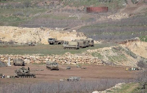 Израиль подвергся ракетному обстрелу из Ливана