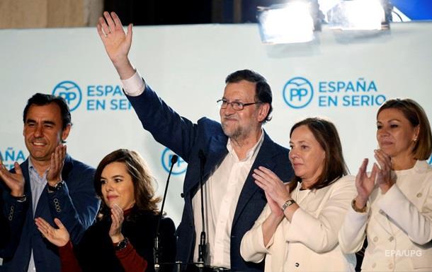 Правляча Народна партія виграла вибори в Іспанії