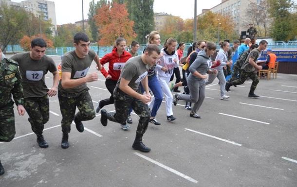 Украинцы пройдут тесты на физическую подготовку