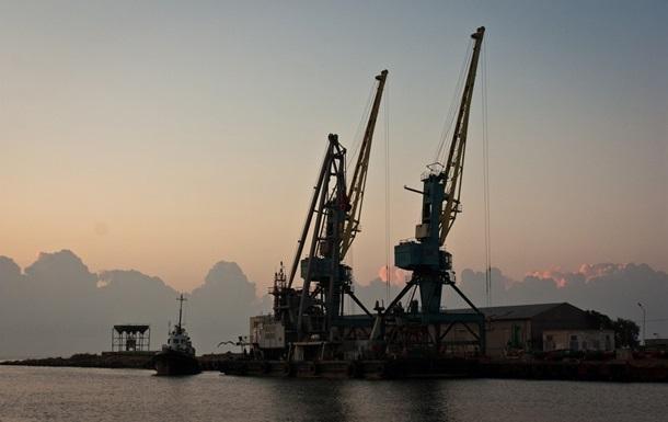 В Украине наполовину снизили портовые сборы