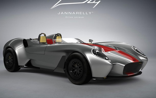 Родстер Jannarelly Design-1