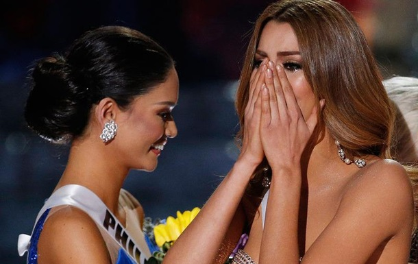 Мисс Колумбию ошибочно объявили победительницей конкурса красоты Мисс Вселенная 2015