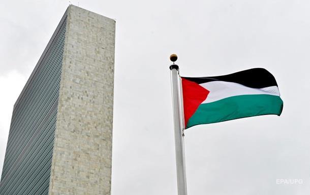 Парламент Греции признал Палестинское государство