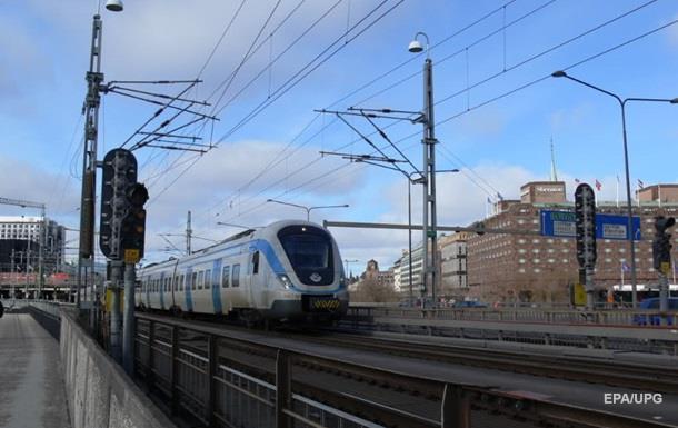 Швеция приостановила железнодорожное сообщение с Данией