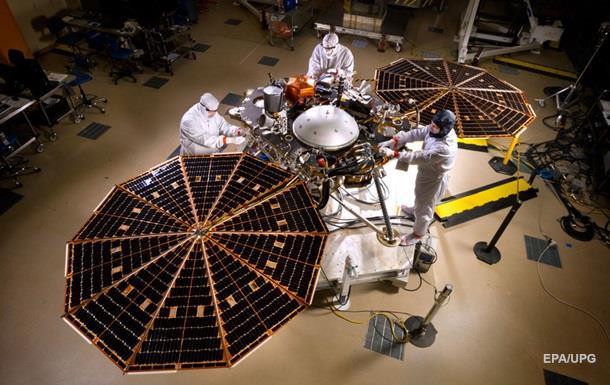 NASA отменило запуск корабля на Марс