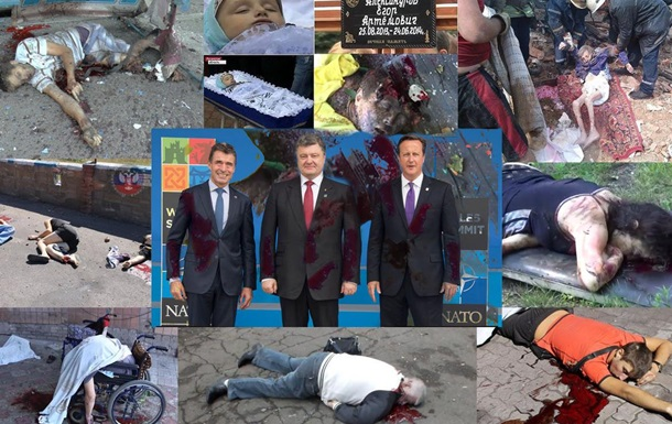 Государственный геноцид Украины