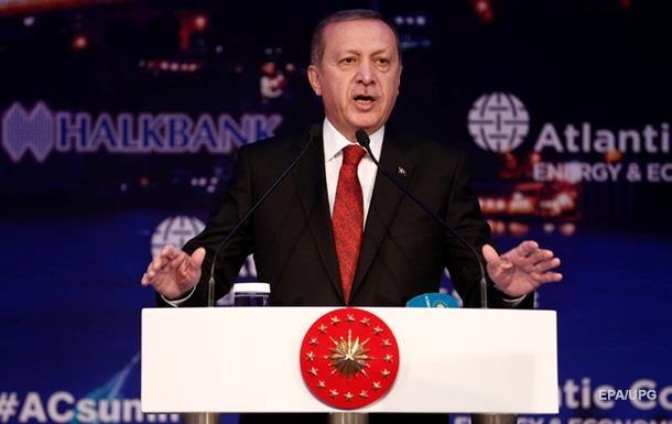 Эрдоган: РФ устроила из Су-24 пропагандистские шоу
