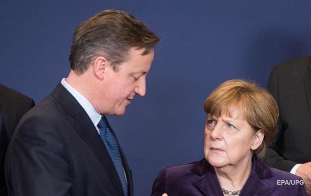 СМИ: Меркель передала британским спецслужбам информацию о Путине
