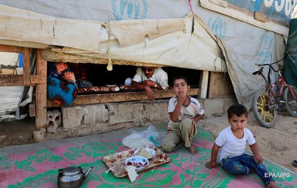 Берлин увеличит помощь беженцам на 140 миллионов евро