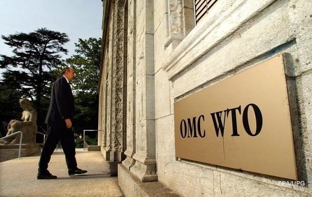 Украина оспорит эмбарго России в ВТО