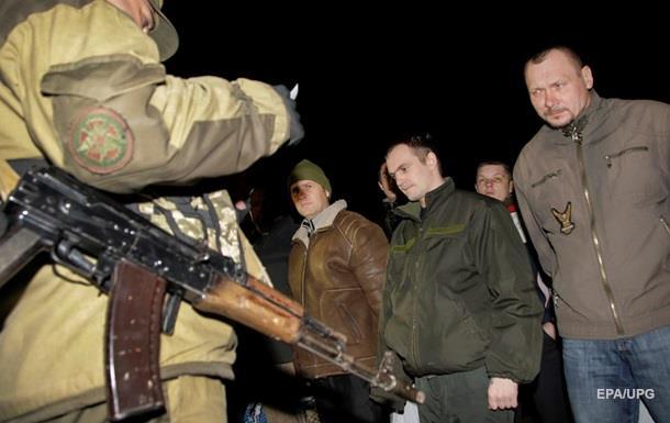 В ДНР исключили обмен пленными  всех на всех  в этом году