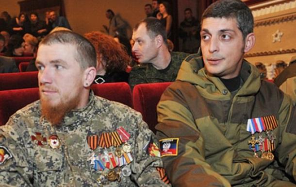 Глава ЛНР назвав Гіві і Моторолу «іміджевим піаром»