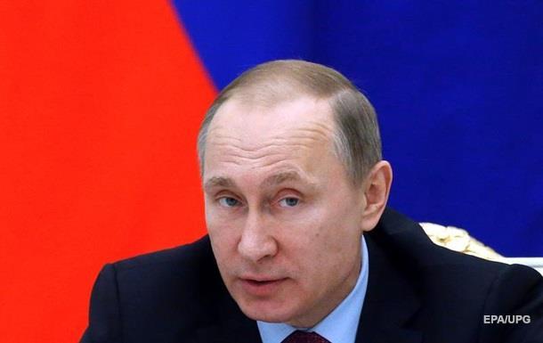 Путин потребовал сохранить украинскую библиотеку