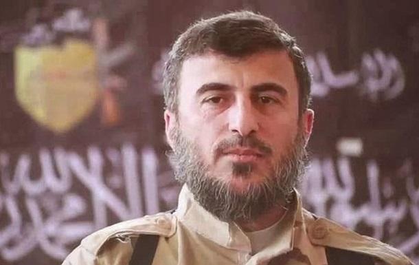 СМИ: Лидер  Армии ислама  погиб при авиаударе РФ
