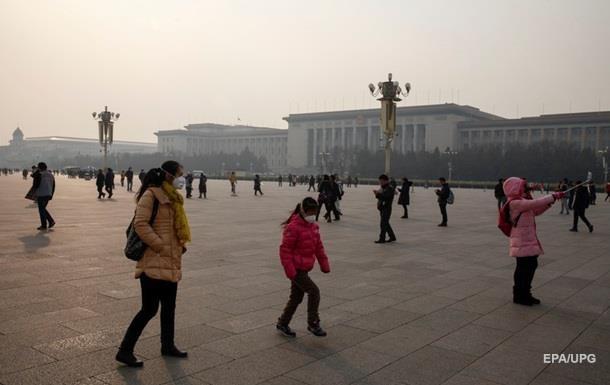 В Китае закрыли 17 тысяч предприятий из-за вредных выбросов