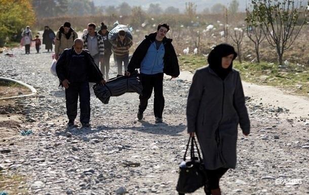 Несколько сотен мигрантов штурмовали Евротуннель