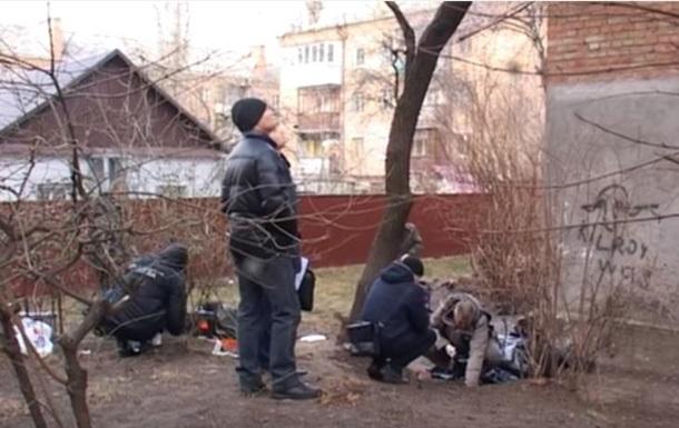 Появилось видео с места взрыва в Киеве