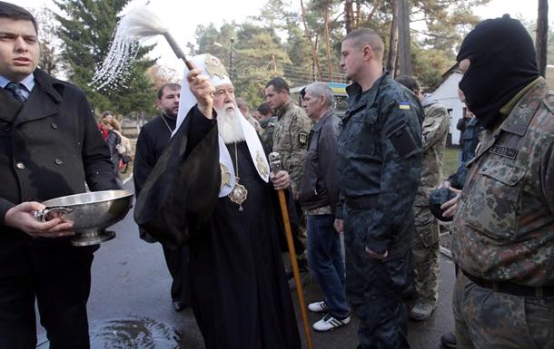 Киевский патриархат продался масонам