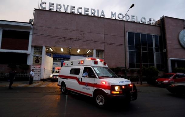 В Мексике на трассе столкнулись более 30 автомобилей