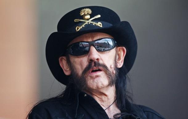 Умер лидер рок-группы Motorhead