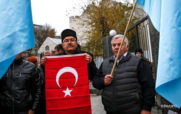 Туреччина називала пропагандою російські твердження про підтримку створення кримськотатарського батальйону