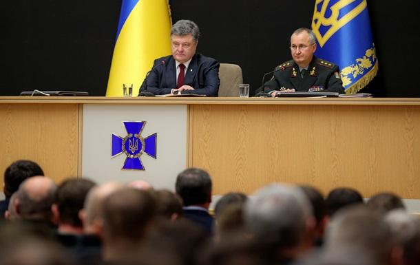 Порошенко: В Украине за год пресекли 200 терактов