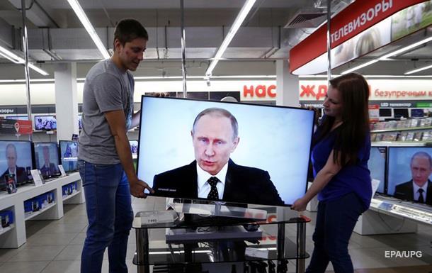 Украина перестала быть главным  врагом  в СМИ РФ