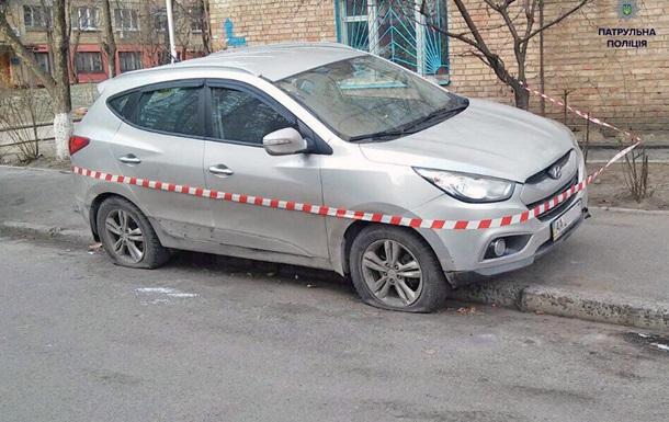 Полиция Киева рассказала детали вооруженной погони за женщиной